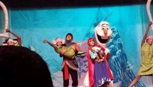2- frozen um musical congelante teatro rio de janeiro