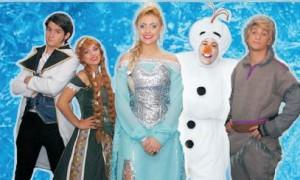 5- elsa rainha do gelo teatro rio de janeiro