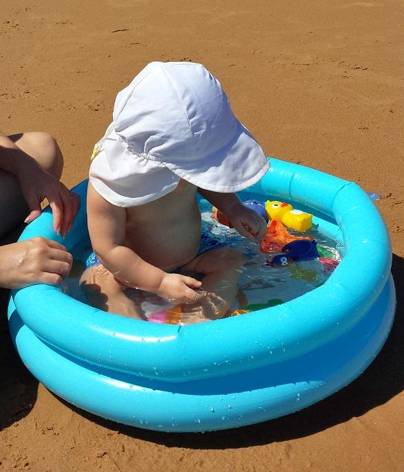 Como Proteger a Pele do Seu Bebê do Sol - Mamãe Tagarela 10d7f44d07c