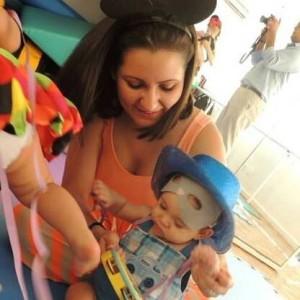 mamae tagarela com eric no carnaval 2014