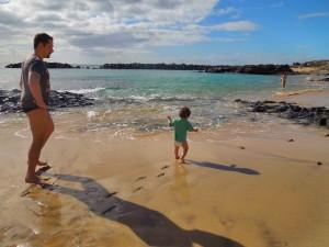 pititico na playa el jabillo lanzarote o pequeno viajante as melhores viagens do eric 2