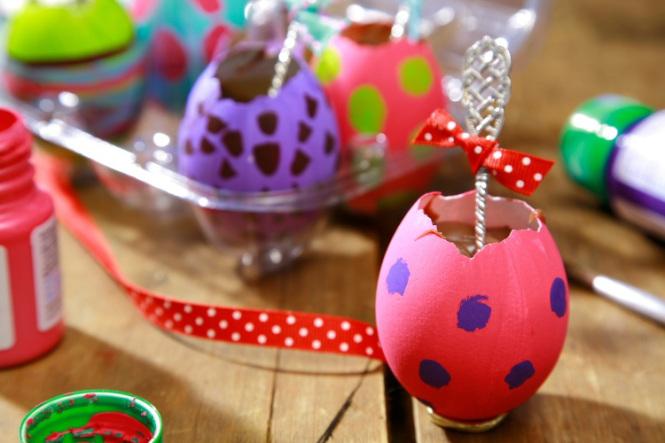 caça as ovos de pascoa sem chocolate e sem açucar mamae tagarela