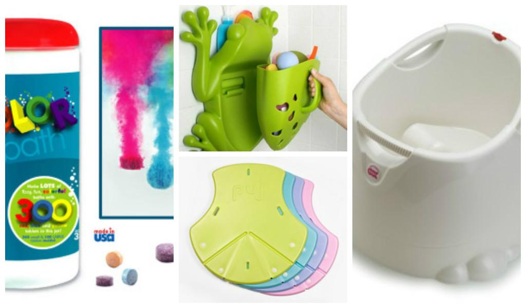 10 Engenhocas Que Vão Facilitar o Banho do Seu Filho (de 0 a 5 anos)