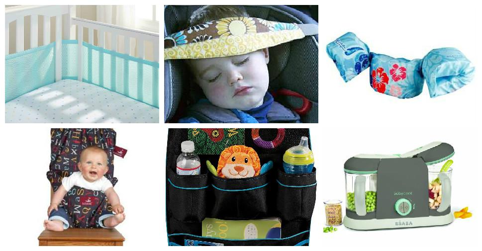 25 Itens de Um Enxoval Moderno de Bebê (de 0 a 2 anos)