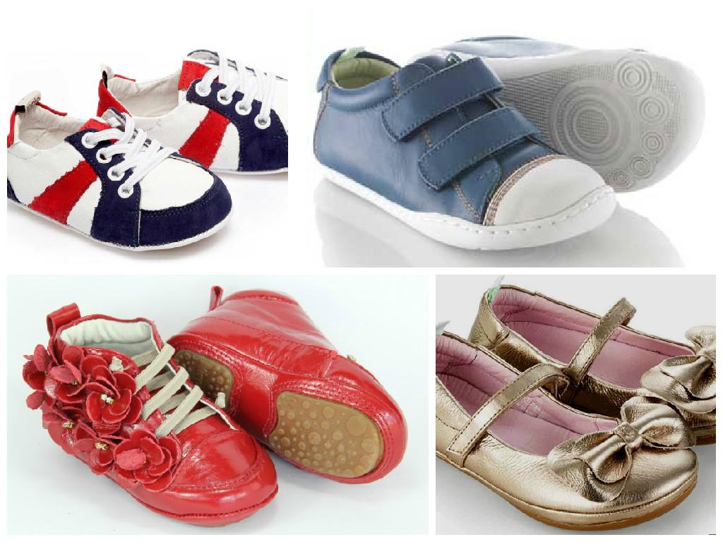 Aprenda Como Escolher os Melhores Sapatos de Bebê