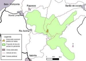 area de plantio da campanha plante uma arvore minas gerais belo horizonte mamae tagarela