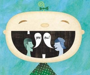 criando filhos bilingues