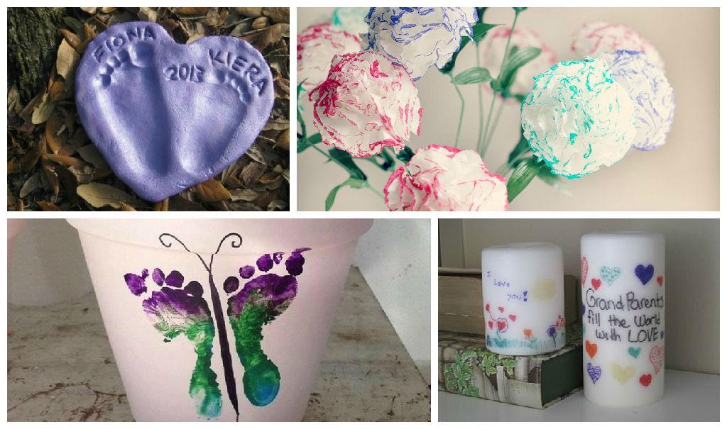 Super 4 Idéias de Presentes de Dia das Mães Lindos e Feitos em Casa  LY88