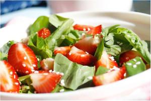 Almoco de Dia das Maes em Casa Saudavel, Facil de Rapido de Fazer mamae tagarela entrada salada opçao 1