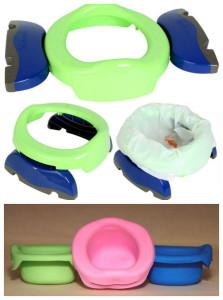 Pottety Plus 5 Produtos Diferentes e uteis Para Usar no Desfralde