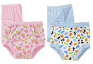cuecas e calcinhas 5 Produtos Diferentes e uteis Para Usar no Desfralde