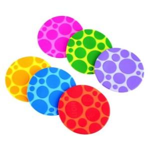 discos anti derrapates que mudam de cor muchkin 10 Engenhocas Que Vao Facilitar o Banho do Seu Filho (de 0 a 3 anos) mamae tagarela