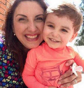 Entrevista com Uma Mae, Mulher e Empreendedora ligia miguel e pedro mamae tagarela