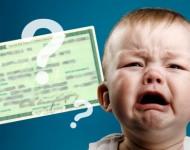 Certidão de Nascimento X CPF X Identidade do Bebê