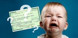 Certidao de Nascimento X CPF X Identidade do Bebe