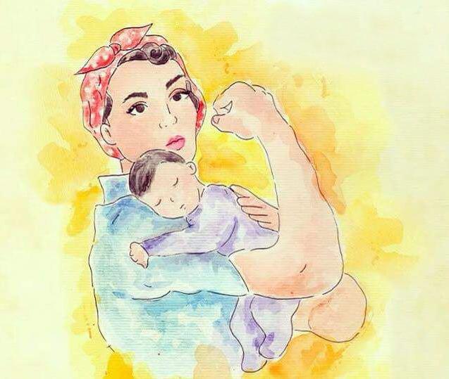 O Que É Ser Uma Mãe Feminista