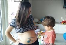 Como e Estar Gravida e Ter um Filho Pequeno