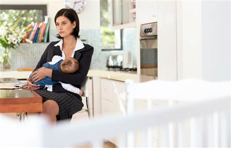 Querida Mãe Que Trabalha Fora de Casa