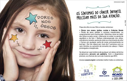 sinais de cancer infantil 5