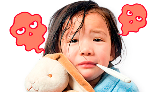 A Febre do Brinquedo ou A Doença do Brinquedo