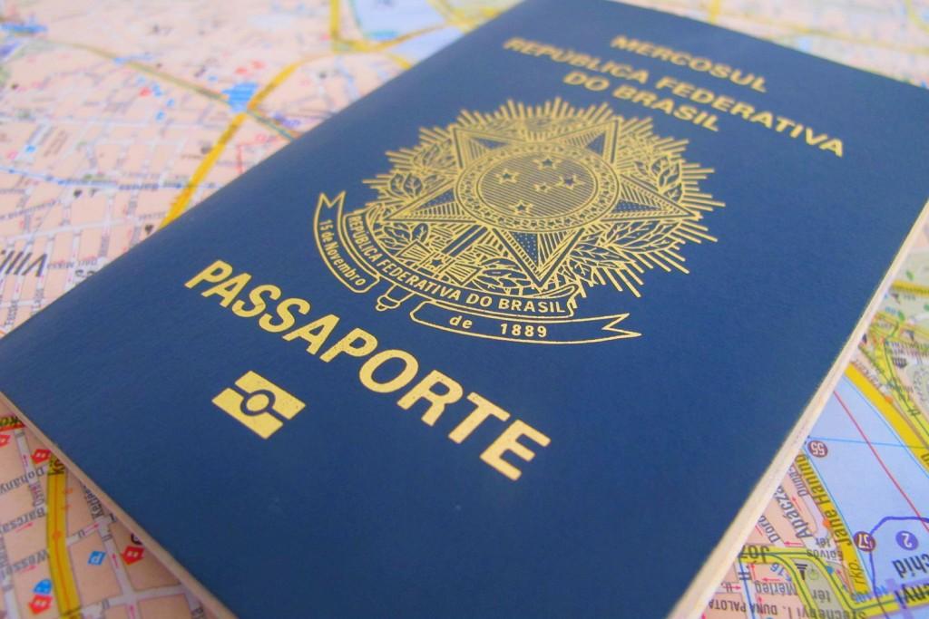 passaporte como solicitar