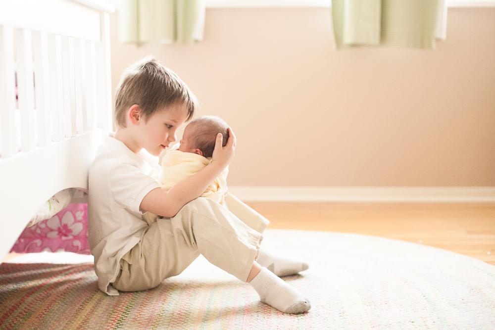 10 Dicas Para Preparar Seu Filho Para a Chegada do Bebe