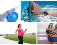Os 4 Melhores Exercícios na Gestação