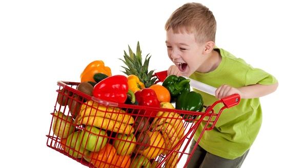 10 Dicas Para Criar Bons Hábitos Alimentares nas Crianças