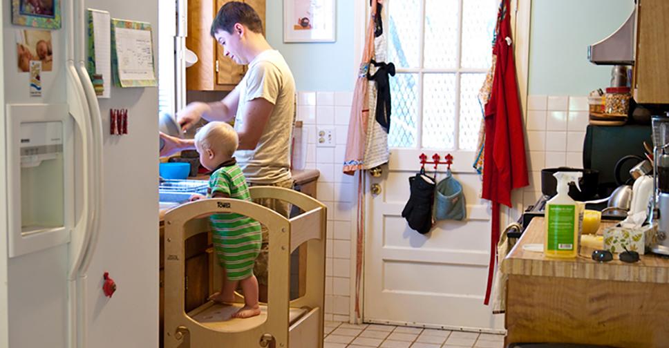 Torre de Aprendizagem Montessori - Saiba Tudo foto de capa
