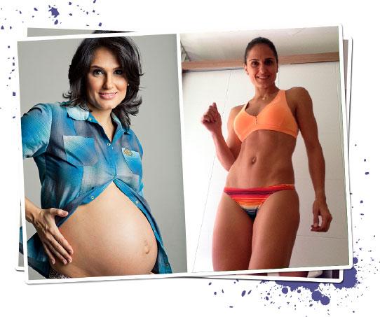 corpo depois da gravidez