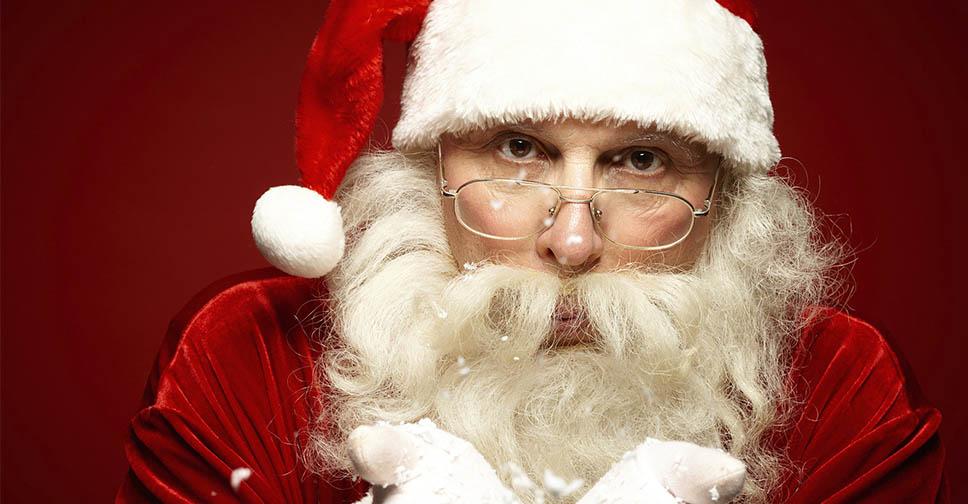 O Seu Filho Acredita em Papai Noel?