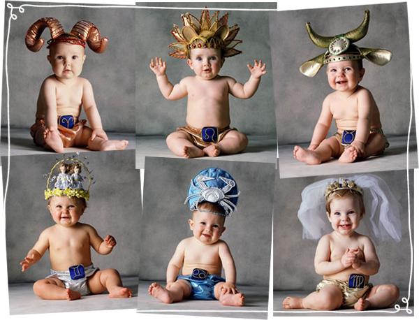 Signos dos Bebês e Suas Características