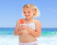Alimentação de Verão Para as Crianças