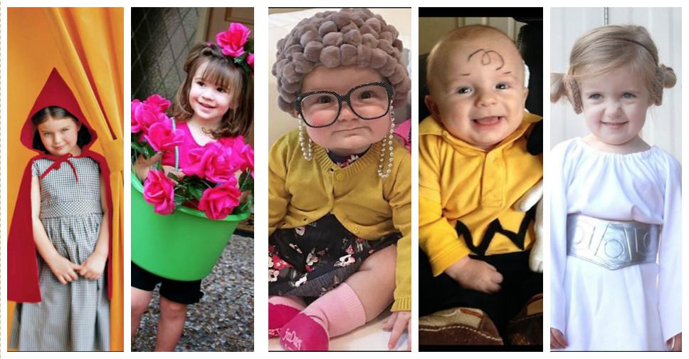 Fantasias de Carnaval Para Bebês e Crianças