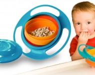 Gyro Bowl – O Pote que Não Derrama o Conteúdo