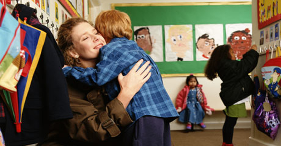 O Uso da Terapia do Abraco na Educacao Infantil