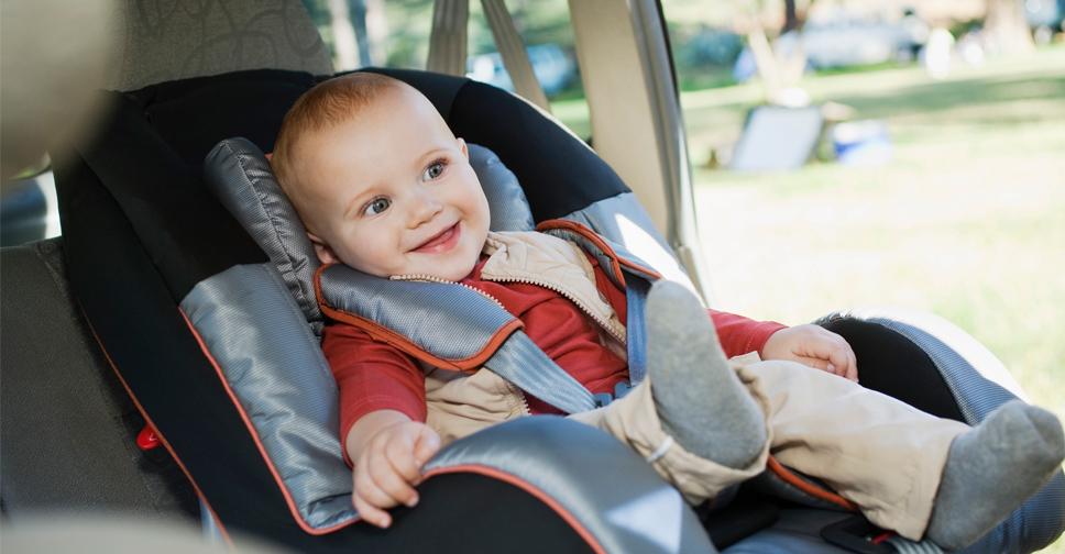 Sobre a Cadeirinha do Bebe em Assaltos ou Acidentes