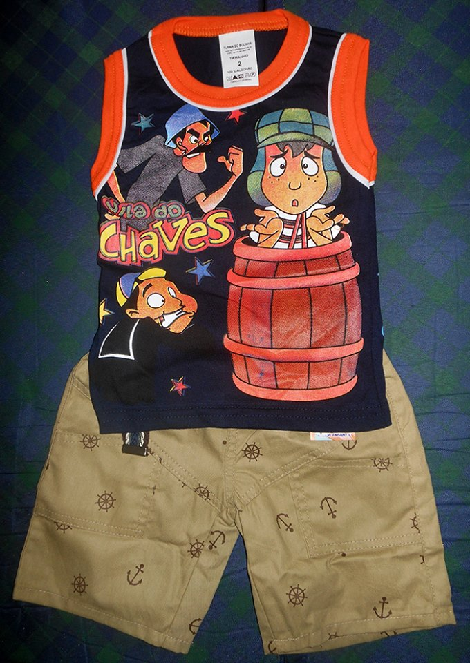 8 chaves