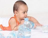 A importância das Crianças Beberem Água