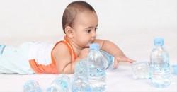 A importancia das Criancas Beberem agua