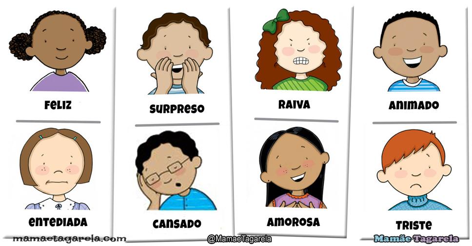 Como Ensinar Seu Filho a Expressar Emoções