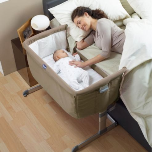 berco co sleeper da chicco