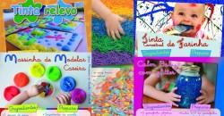 19 Atividades Para Brincar e Estimular o Seu Filho