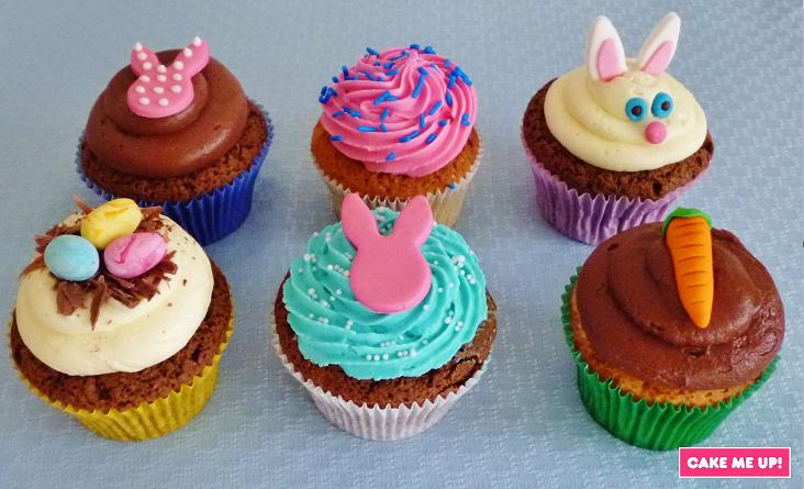 cupcakes para pascoa