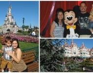 Disneyland Paris Com Crianças Parte 1