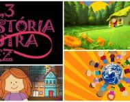 Histórias e Desenhos Infantis no YouTube