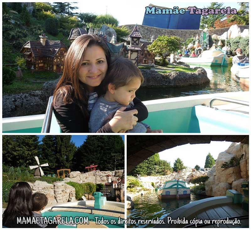 Disneyland paris Mamae Tagarela Le Pays des Contes de Fees