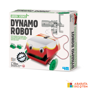 11 dynamo robot