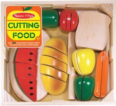 15 cortar frutas e vegetais