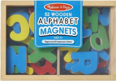 16 alfabeto magnetico